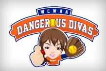 dangerous divas logo